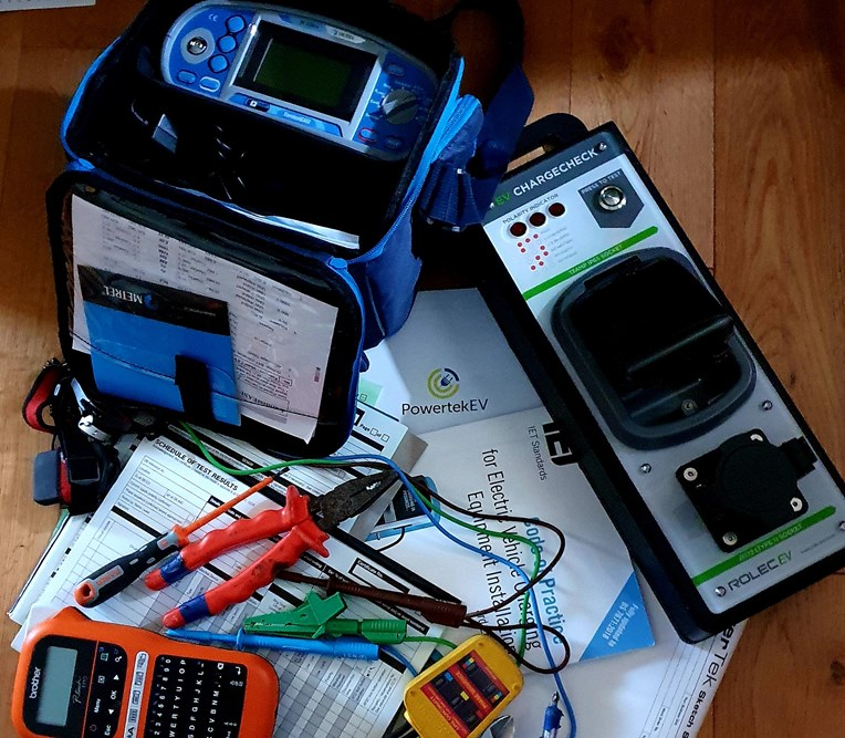 Electrician Job